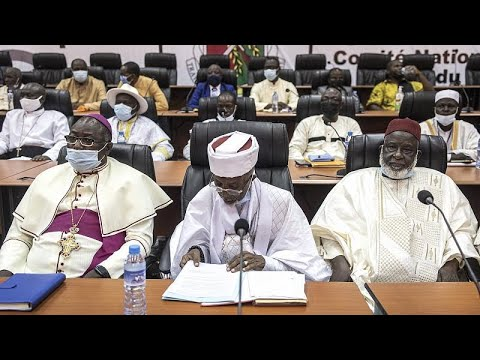 Guinea talks enter day 2, more leaders meet junta