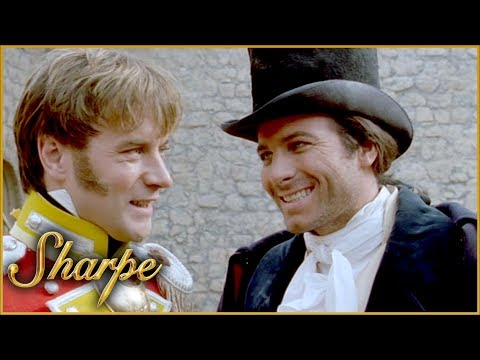 Colonel Horace Bampfylde Is Tricked By The French | Sharpe