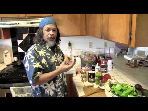 Recipe: Hamhock Soup With Mustard Cabbage