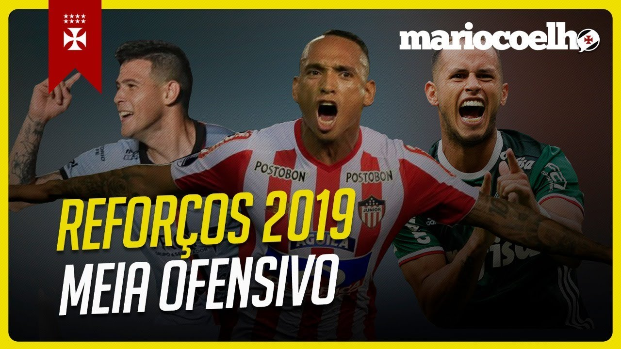 REFORÇOS PRO VASCO 2019  a07013fdc152d