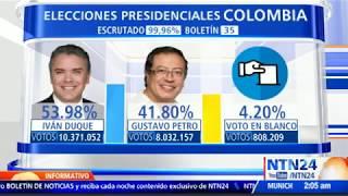 Iván Duque presidente electo de Colombia thumbnail