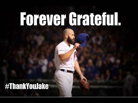 Jake Arrieta Tribute | Jake Arrieta's Best Moments With The Cubs