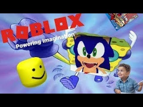 SONIC PLAYS RB WORLD!?!??!?