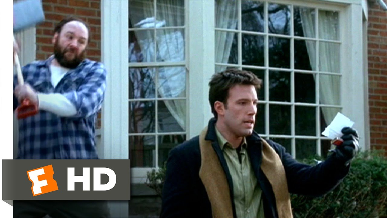 Surviving Christmas (1/8) Movie CLIP - Burning My ...