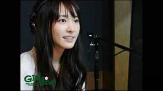 新垣结衣祝户田惠梨香生日快乐GIRLS LOCKS 2009年8月17日.
