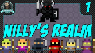 [RotMG] Nillys Realm NPE  Ep. 1 - Testing the waters
