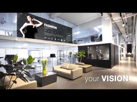 Samsung Display Solutions Vision Video (Visualize What You Imagine)