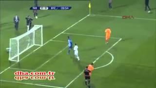 أردوغان يلعب كرة القدم ويحرز ثلاثة اهداف