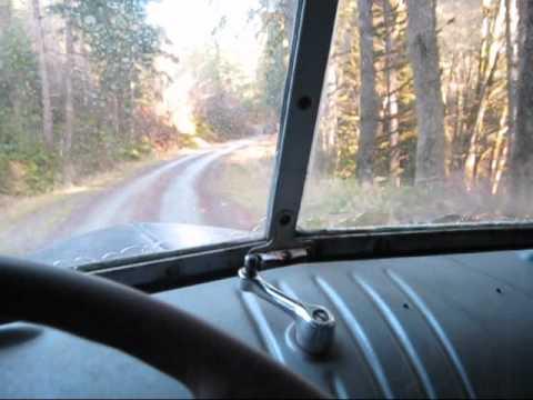 Hauling Wood 1941 chevrolet