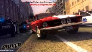 Download Driver San Francisco Free Full PC Game