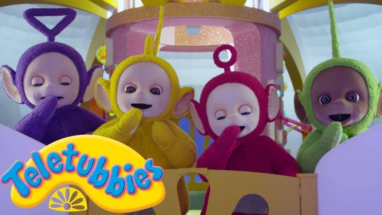 ☆ Teletubbies en Español Castellano ☆ púrpura ☆ #39 ☆ Caricaturas para niños ☆