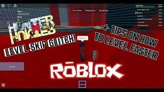 ROBLOX l HxH Unsterbliche Träume Level Skip Glitch?