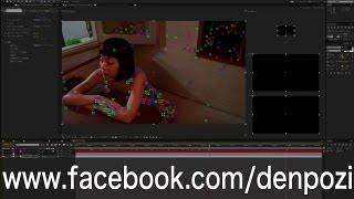 基礎から始めるAfter Effects 15-2 (3Dカメラトラッカー応用)