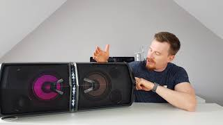 lG FH6 High Power Speaker System Review  Henry Reviews
