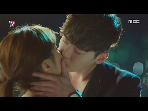 [Fan MV]W - Two Worlds(더블유)OST -  Please Say Something, Even Though It Is A Lie