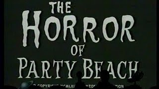 Video MST3K - 817 - The Horror of Party Beach download MP3, 3GP, MP4, WEBM, AVI, FLV Agustus 2017