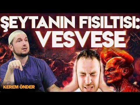 Şeytanın Fısıltısı: Vesvese... / 25.02.2014 / Kerem Önder