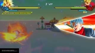 DBXV2- WHEN ATTACKS CLASH PRT.3