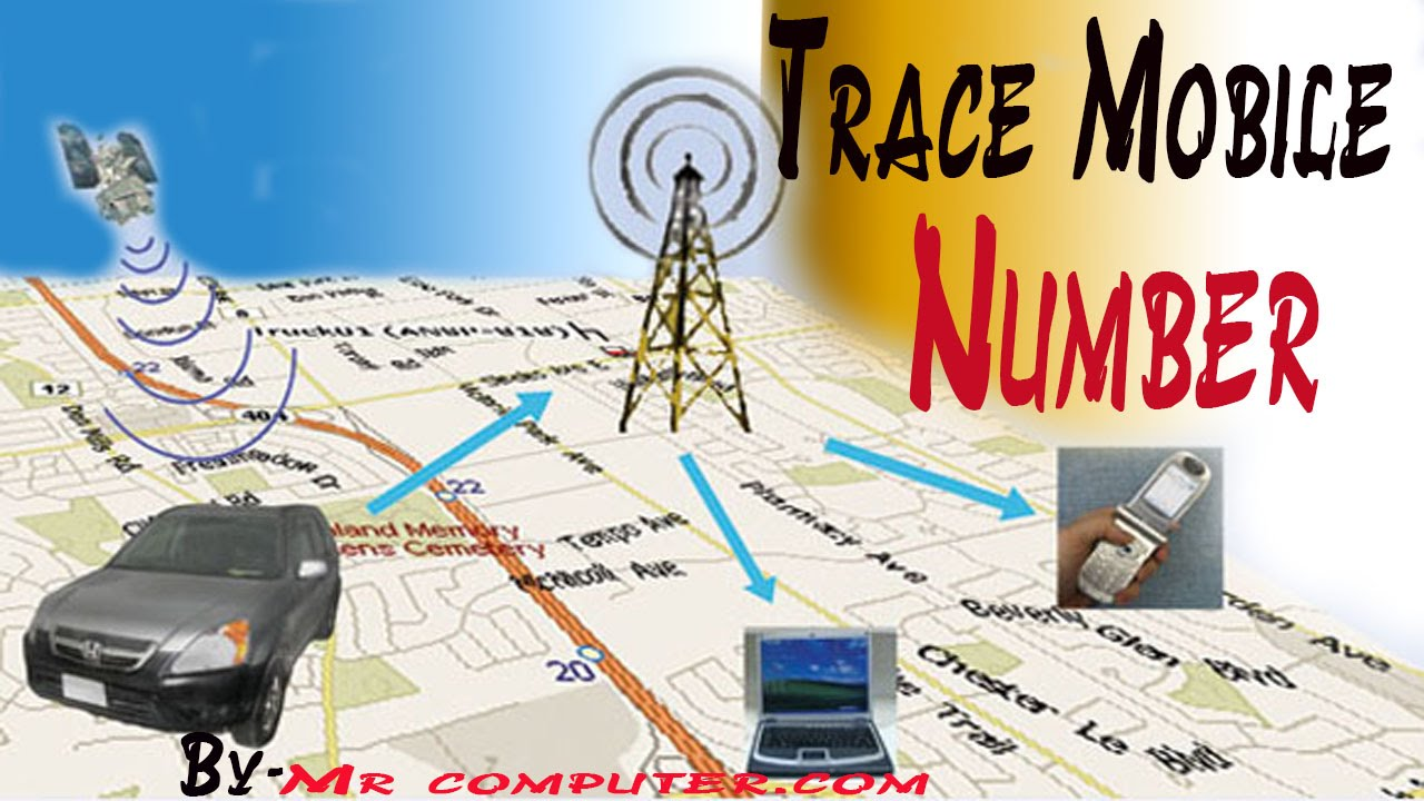 How To Trace The Owner Name Location Of A Mobile Number In India - Find location of phone number on map