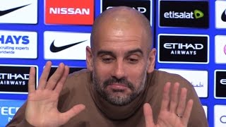 Pep Guardiola Full Pre-Match Press Conference - Manchester City v Arsenal
