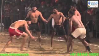 VAIROKE (Moga) Kabaddi Cup - 2014, 1st Feb Part 2nd.