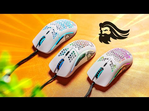 The Best Glorious Gaming Mouse For YOU!  Model O vs O- vs D