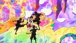 Luffy takes hits Roblox Sound