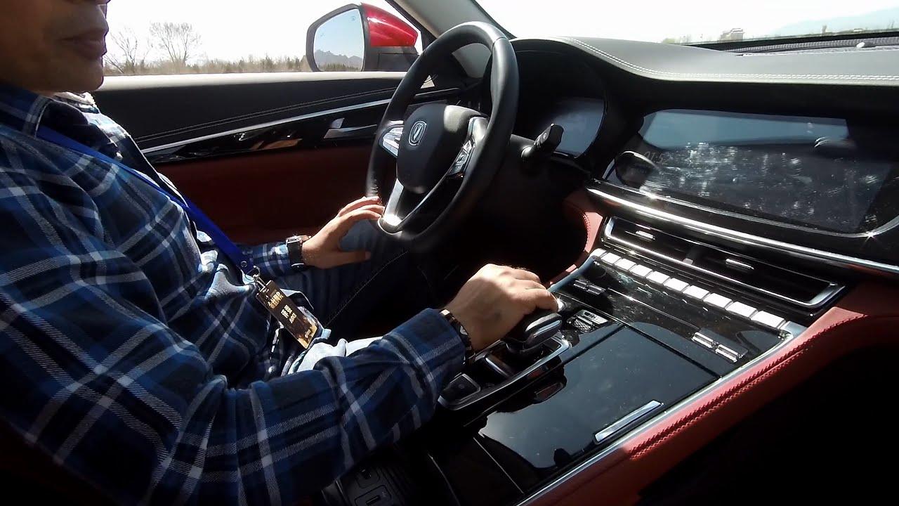 تجربة قيادة شانجان Cs85 2020 احمد حمدي Youtube