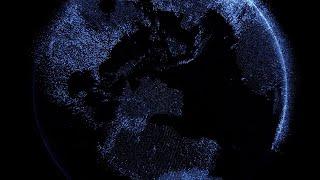 No Copyright HUD Earth Particl…