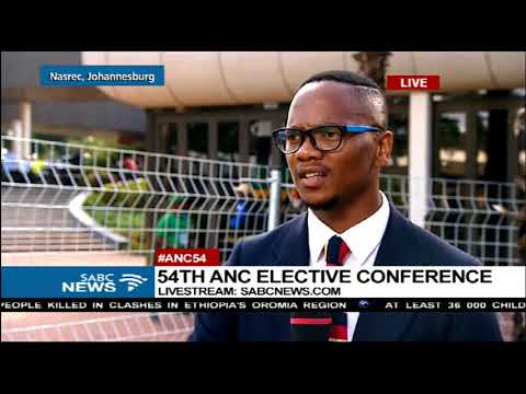 Rev. Frank Chikane addresses the missing votes matter