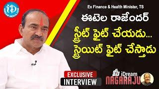 Telangana Ex Finance \u0026 Health Minister Etela Rajender Exclusive Interview | మీ iDream Nagaraju #607