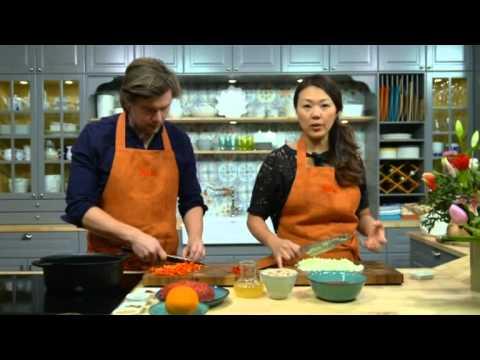 Mitt kök: Chili con carne - Nyhetsmorgon (TV4)