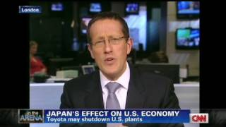 CNN: Will Japan disaster hurt U.S. economy?