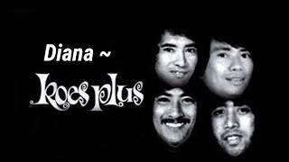 Gambar cover Lirik lagu | Diana - Koes plus