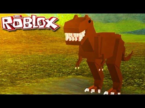 "Grande Caçador! ""Albertosaurus"" | Dinosaur Simulator ""Roblox"" (#25) (Gameplay/PT-BR)"
