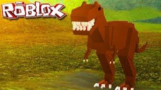 """¡Grande Caador! """"Albertosaurus"""" Simulador de dinosaurios """"Roblox"""" (#25) (Juego/PT-BR)"""