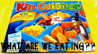 Kid Cuisine All Star Chicken Nuggets - WHAT ARE KIDS EATING??? - The Wolfe Pit