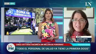 Vacunación en Chile: