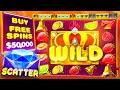 Buying a $50,000 Juicy Fruits Slot Bonus Buy...