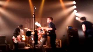 """Ça plane pour moi"" (english version) - The Strypes & The Mighty Stef @ Le Bataclan, Paris"