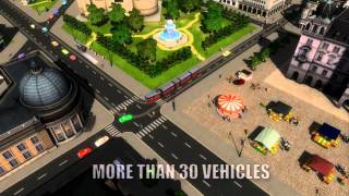 Cities in Motion Gamescom 2010 Trailer