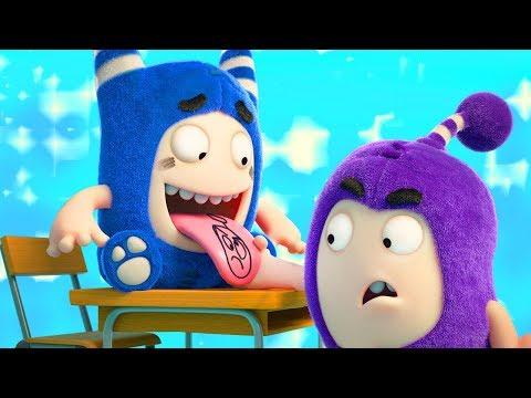 Oddbods - BACK TO SCHOOL   NEW   Oddbods Full Episodes   Funny Cartoon Show For Kids