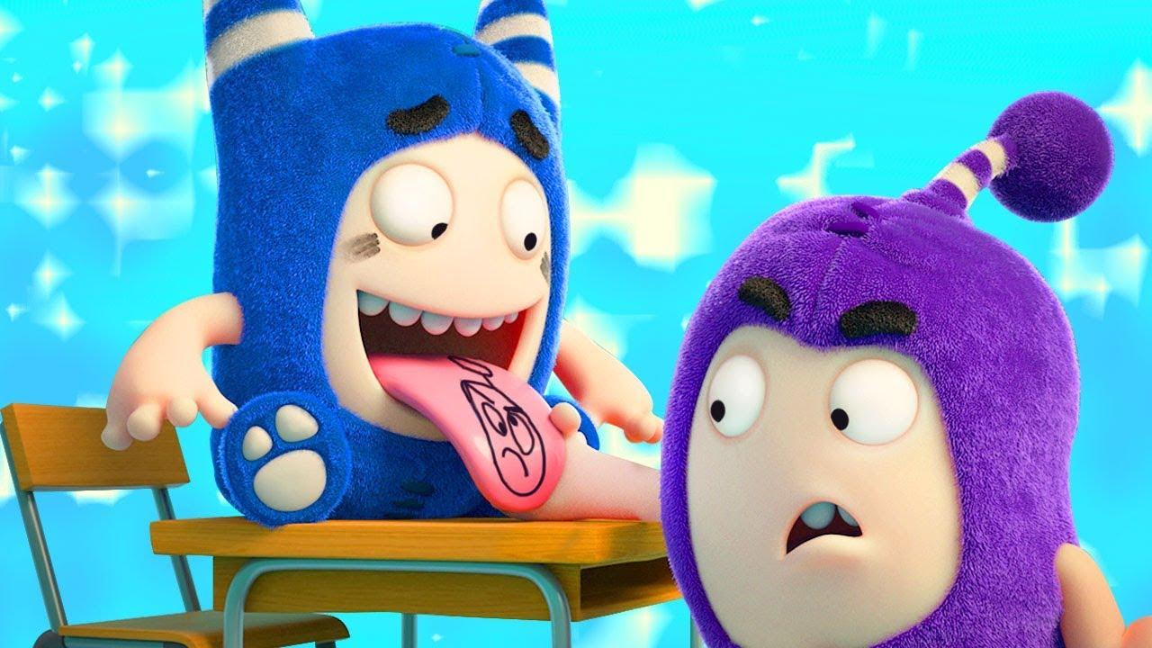Download Oddbods - BACK TO SCHOOL | NEW | Oddbods Full Episodes | Funny Cartoon Show For Kids