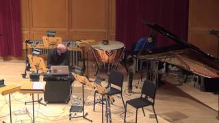 Untitled Improvisation No. 2 - Stephen Bailey and Jasper Schmich Kinney thumbnail