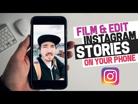 How do I make my INSTA STORIES!?