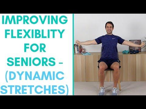Improving Flexibility for Seniors   Dynamic Stretches For Seniors   More Life Health