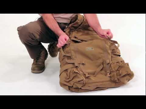 Infantry Combat Equipment — USMC Pack System