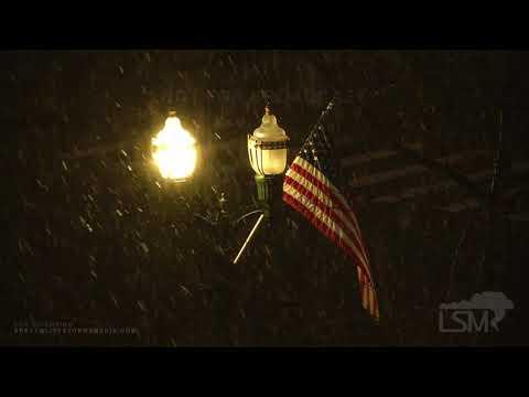 11-11-2019 Lexington, KY Heavy Picturesque Snow Arctic Blast