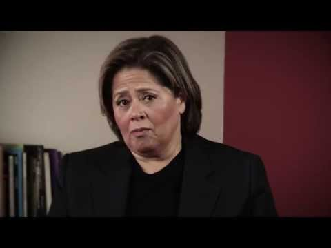 """An invitation from Anna Deavere Smith to """"Notes from the Field"""""""