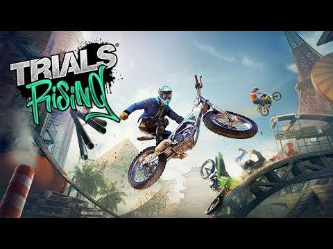 Trials Rising   Motociclete, Adrenalina si multe capete sparte! :)) (JOC NOU)